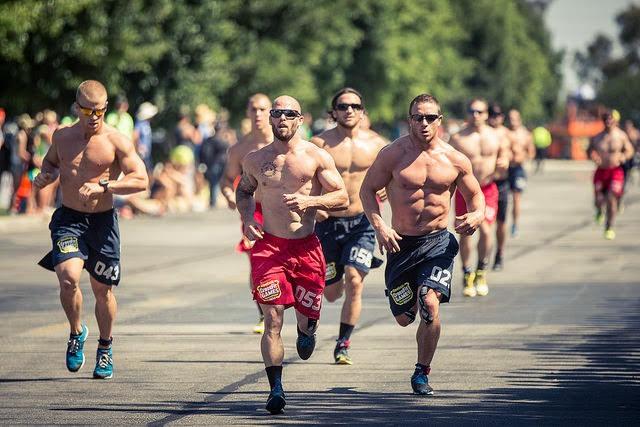 Endurance training bij CrossFit Apeldoorn